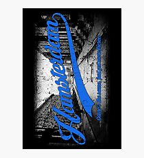 Hamsterdam - Cloud Nine Edition (Blue) Photographic Print