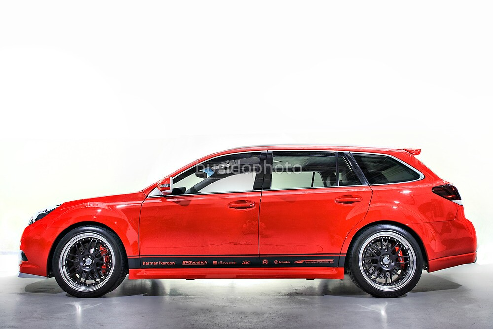$250,000 Subaru Legacy by busidophoto