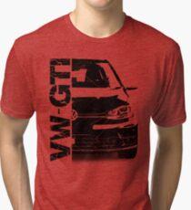 vw gti Tri-blend T-Shirt