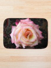 Take Me As I Am ~ The Sweetest Rose Bath Mat