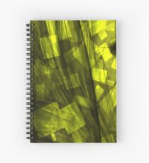 blackstar Spiral Notebook