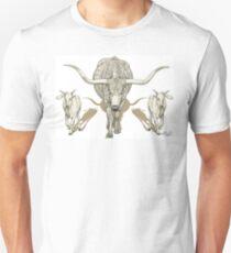 Momma Longhorn & Babies T-Shirt
