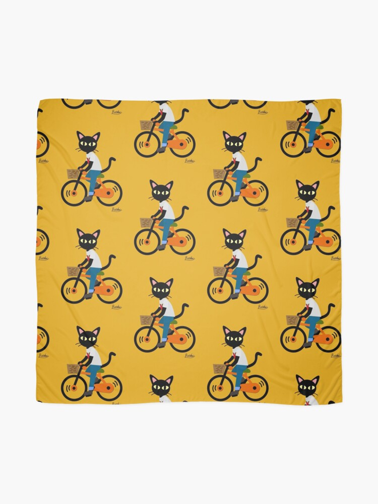 Alternate view of Summer cycling Scarf
