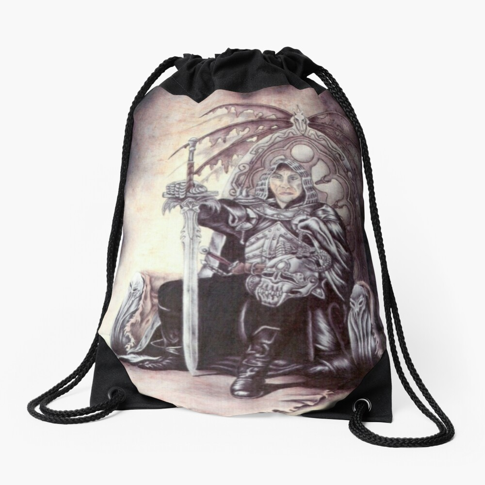 Conquest  Drawstring Bag