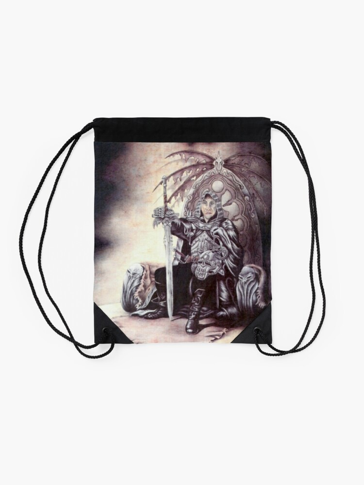 Alternate view of  Conquest  Drawstring Bag