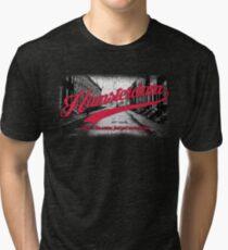 Hamsterdam - Cloud Nine Edition (Red) Tri-blend T-Shirt