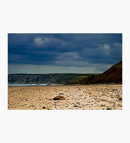 Hunmanby Gap, North Yorkshire Photographic Print