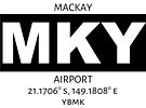 Mackay Airport MKY by AvGeekCentral