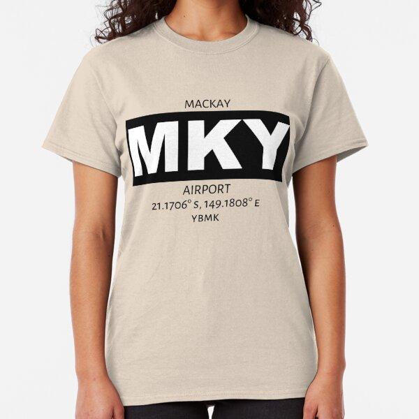 Mackay Airport MKY Classic T-Shirt