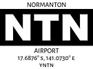 Normanton Airport NTN by AvGeekCentral