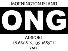 Mornington Island Airport ONG by AvGeekCentral