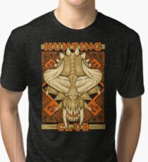 Hunting Club: Diablos Tri-blend T-Shirt