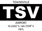 Townsville Airport TSV by AvGeekCentral