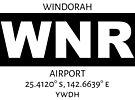 Windorah Airport WNR by AvGeekCentral