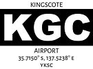 Kingscote Airport KGC by AvGeekCentral