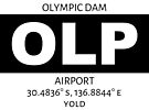 Olympic Dam Airport OLP by AvGeekCentral