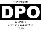Devonport Airport DPO by AvGeekCentral