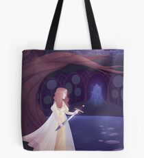 Of Swords and Stories Tote Bag
