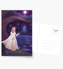 Of Swords and Stories Postcards