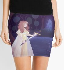 Of Swords and Stories Mini Skirt