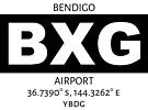 Bendigo Airport BXG by AvGeekCentral