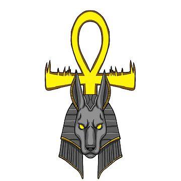 God Anubis by joetachi