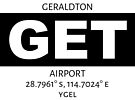 Geraldton Airport GET by AvGeekCentral