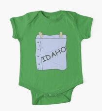 I'm Idaho!  - Ralph  Kids Clothes