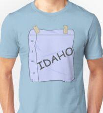 I'm Idaho!  - Ralph  Unisex T-Shirt