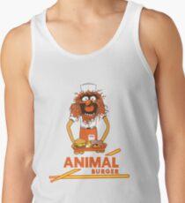 Animal Burger Tank Top