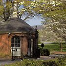 Entrance to Furman University by Gordon Taylor