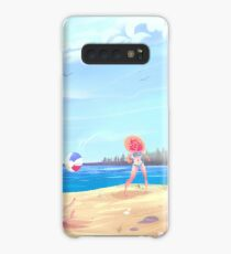 Splashes and Crashes Case/Skin for Samsung Galaxy