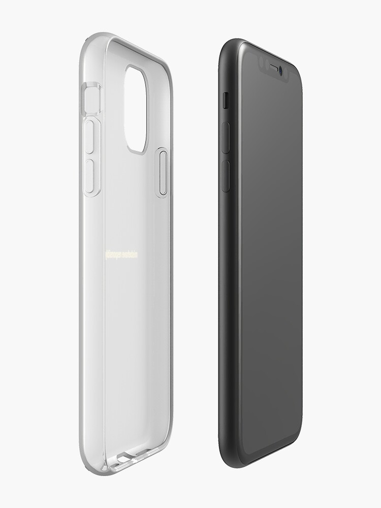 Coque iPhone « se comporter de manière responsable », par KRNTH