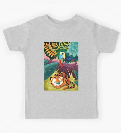 Sleepy Tiger Kids Clothes