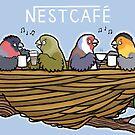 Nestcafe by carlbatterbee