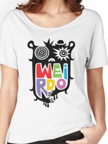 Big Weirdo - multi Women's Relaxed Fit T-Shirt