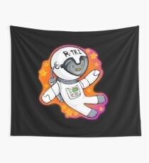 Penguinaut Wall Tapestry