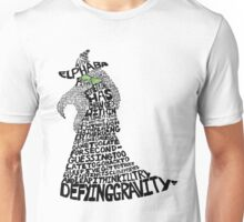 WICKED Musical Elphaba Unisex T-Shirt