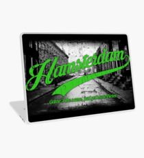 Hamsterdam - Cloud Nine Edition (Green) Laptop Skin