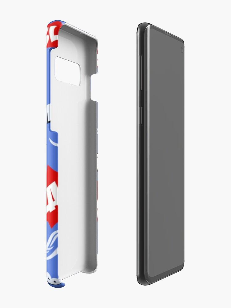 Alternate view of Villanelle pyjamas tribute  Case & Skin for Samsung Galaxy