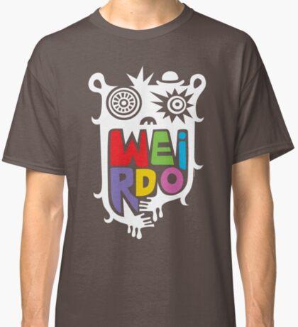 Big Weirdo - on black Classic T-Shirt