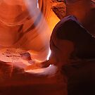Sandstone Flare by Gregory Ballos
