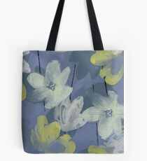 Marisol - Blue Bell Tote Bag