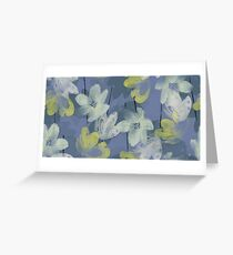 Marisol - Blue Bell Greeting Card