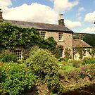 Beautiful Cottage in Ramsgill Village, Nidderdale, Yorkshire.... by Sandra Cockayne