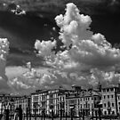 Grand Canal, Venice by JMChown