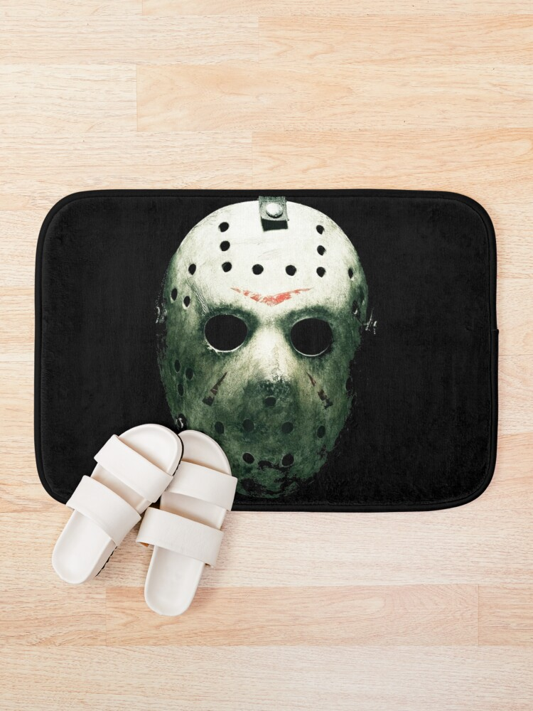 Alternate view of friday the 13th Bath Mat