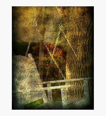 Sweet Memories of Yesterday Photographic Print