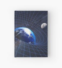 asteroidday Hardcover Journal