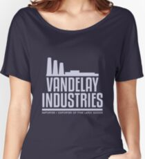 VANDELAY INDUSTRIES Women's Relaxed Fit T-Shirt